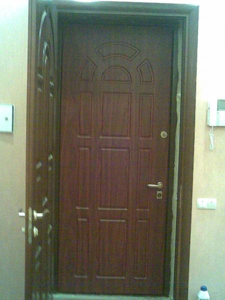 металлическая дверь за 20000 руб