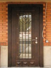 железный дом двери производство