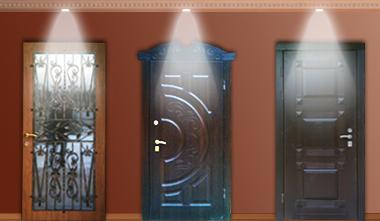 кожухово стальные двери установка